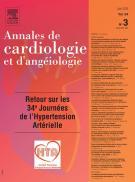 Relation entre pression artérielle, fréquence cardiaque et..